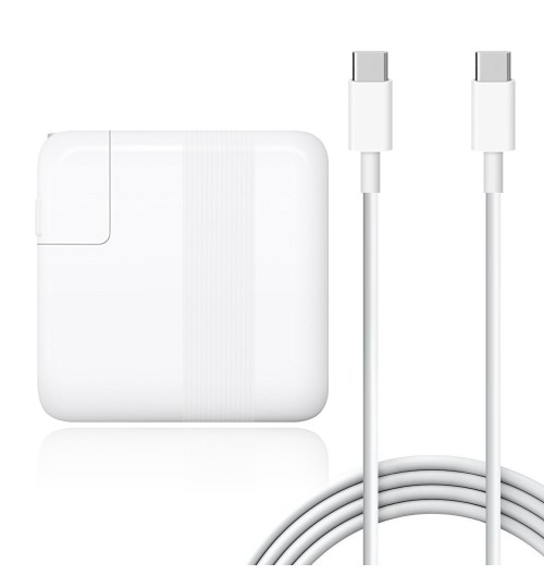 87W USB-C Charger Adapter for New Macbook Pro (Connector Type C)