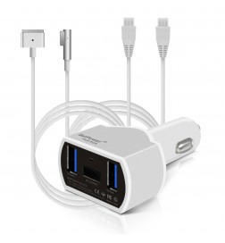 CCA 110W Car Charger for Apple