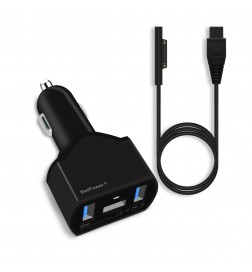 CCS 110W Car Charger for Microsoft